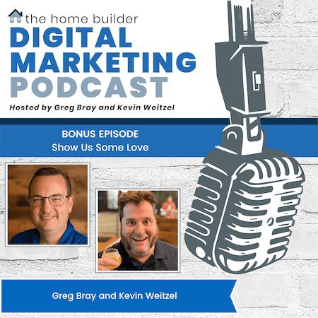 Bonus Episode:  Show Us Some Love - Greg Bray and Kevin Weitzel
