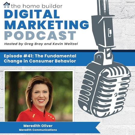 The Fundamental  Change in Consumer Behavior - Meredith Oliver