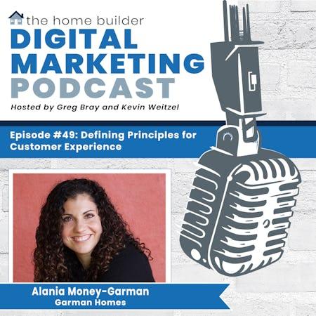 Defining Principles for Customer Experience - Alaina Money-Garman