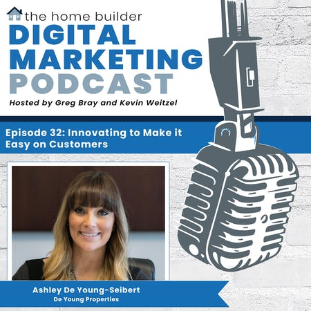 Innovating to Make it Easy on Customers - Ashley De Young-Seibert