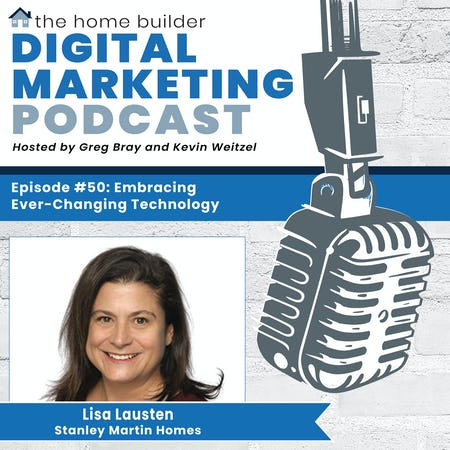 Embracing Ever-Changing Technology - Lisa Lausten
